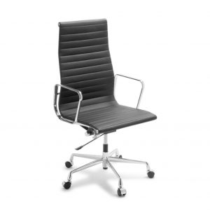 Eames High Back Black
