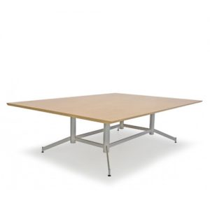 Samson Stem 4 Leg Meeting Table