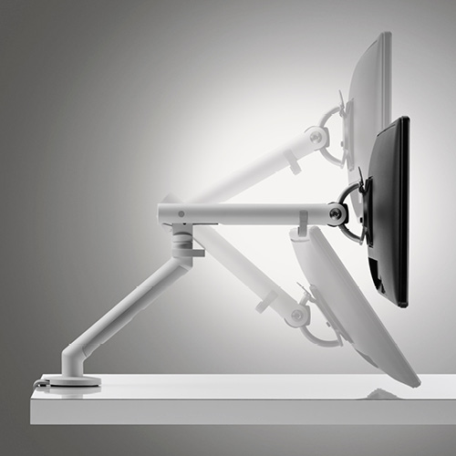 Flo Monitor Arm Bourneville Furniture Group