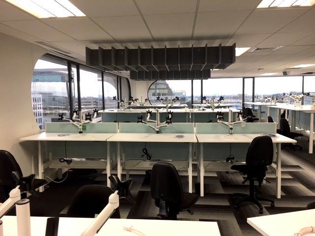 Auckland Council Contact Centre Office Refit Design