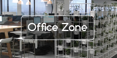 BFG Office Zones Furniture Fitout