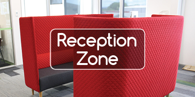 BFG Reception Zone Couch Design
